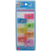 Colour Plastic Clip (7 Pcs)