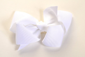 Large 10cm Boutique Bow Clips