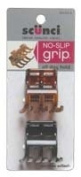 Scunci No-Slip Grip Jaw Clips, Assorted, 2 ct.