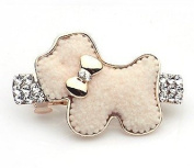 Cute Dog Jewellery Crystal Hair Clips Hairpin- For Hair Clip Hairpins Beauty Tools