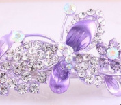 Lovely Vintage Jewellery Crystal Hair Clips Hairpins- For Hair Clip Beauty Tools