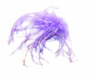 Touch of Nature 40339 Ostrich/Fluffy Clip, Lavender