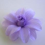 Sara Monica Flower Hair Clip and Pin Dahlia