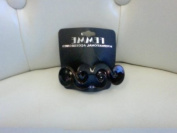 brandon femme international hair accessories hair clips 21685 shell