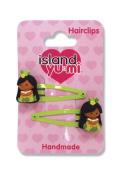Isle Heritage Child's Hair Clip Island Yumi Mai