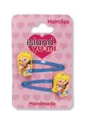Isle Heritage Child's Hair Clip Island Yumi Mele