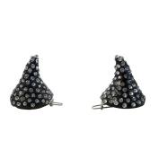 Kreepsville 666 Diamond Hair Horns Black