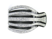 Diamond is a Girl's Best Friend - Hair Clip / Barrette for Girls & Woman