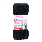 Upper Canada Soap Studio Dry Hair Towel for Straight Hair, Black, 70ml