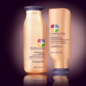 Pureology Precious Oil Shamp'oil 250ml & Softening Condition 250ml