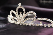 New Beautiful Bridal Wedding Tiara Crown with Crystal DH15668