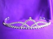 Crystal Tiara for prom, bridesmaid, girl