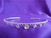 Audrey Hepburn Tiara Replica - Silver