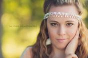 Jasmine Rhinestone Tieback Headband
