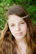 Penelope Rhinestone Tieback Headband