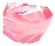 L. Erickson USA Scarf Headband - 100% Silk Charmeuse