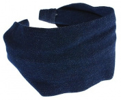 L. Erickson USA Scarf Headband - Denim