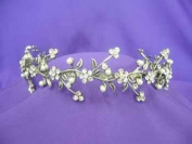 Antique Flower Tiara