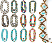 Bulk Wholesale Lot New Custom Native American Elastic Stretch Seed Bead Headband
