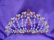 Ruby Red Queen Tiara