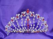 Ruby Red Queen Tiara