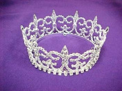 Rhinestone Small-size crown MC1