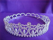 Princess Diana Silver Love Crown
