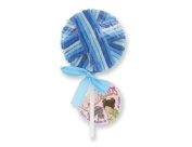Lollibands Colourful Elastic 24 Hair Bands in Fun Pops
