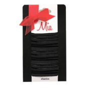 Mia No Metal Elastics (14) - Black