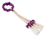 Rapunzel Braids Ponytail Holder