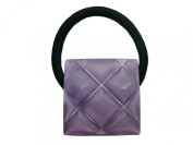 Charles J. Wahba Mod Quilted Ponytail Holder