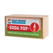 CRAZY rumours Soda Pop Soda Fountain Flavoured Lip Balm Gift Set