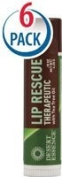 Desert Essence Lip Rescue Therapeutic with Tea Tree Oil -- 5ml Each / Pack of 6