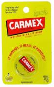 Carmex Lip Balm, for Cold Sores, Moisturising, Original Formula, 5ml Jar