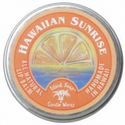 Island Soap Company Hawaiian Lip Balm - 15ml - Hawaiian Sunrise