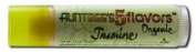 Certified Organic Lip Balms Jasmine 5ml tubes