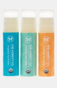The Honest Company Organic Lip Balm Trio