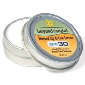 Beyond Coastal 30ml Natural Lip And Face Screen