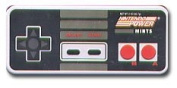 Nintendo Power Controller Tin with Mints