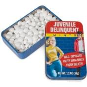 Juvenile Delinquent Mints