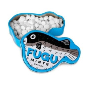 Fugu Mints! - Collectible Pufferfish Tin with 140 mints!