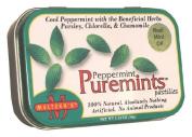 Meltzer's - Puremints Pastilles 100% Natural Peppermint - 50ml