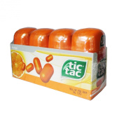 Tic Tac Orange Bottles, 100ml