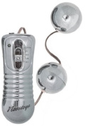 Nasswalk Novelties By Nasswalk Nen Wa Balls 6 Silver