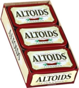 Altoids Curiously Strong Mints, Cinnamon, 12 Tins, 1 case