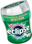 Eclipse Chewing Gum Spearmint Big E Pak Sugar Free - 4 Pack