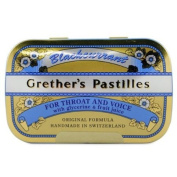 Blackcurrant Pastilles 440ml pastilles by Grether's