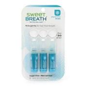 Sweet Breath Mist, Peppermint, 3 ea