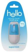 Hello Breath Spray, Supermint, 7 ml
