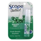 Scope Outlast Breath Mist Long Lasting Mint 5ml